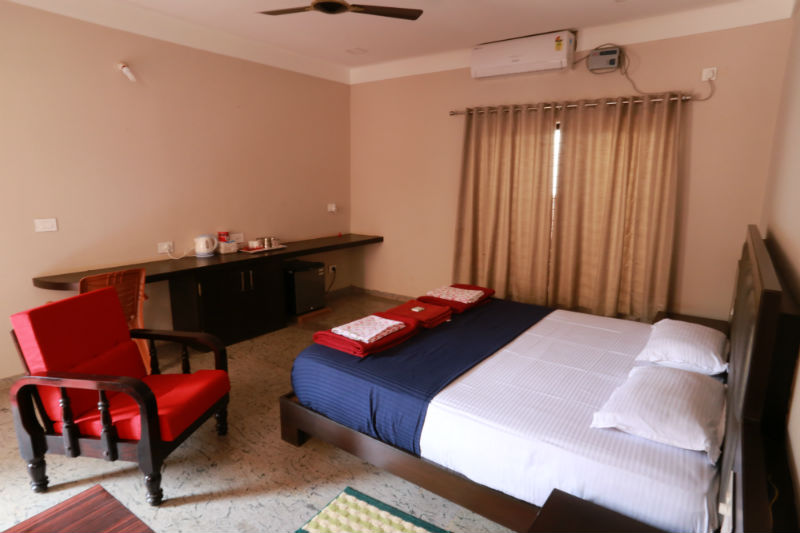 Gokarna International Beach Resort-Cottage