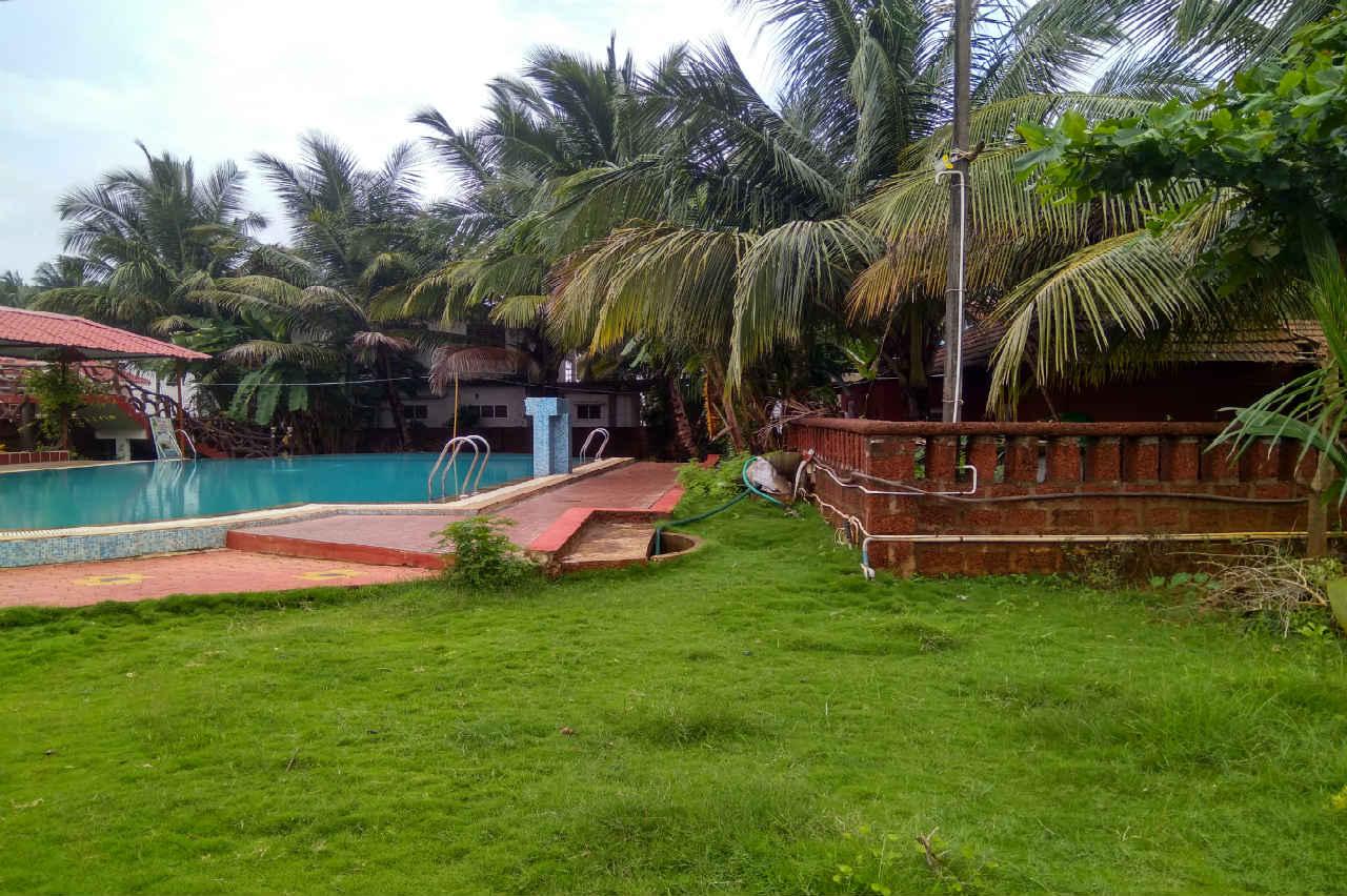 Welcome To Gokarna International Beach Resort